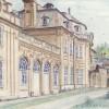 Pałac Goetzów od południowej strony